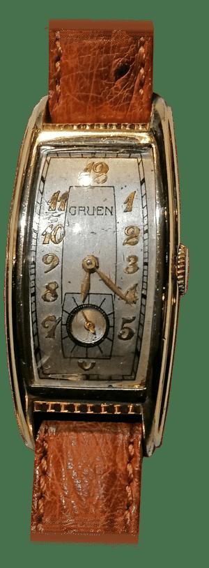 Gruen Courvex, Doublé