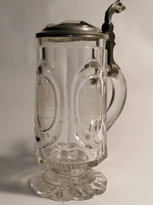 Glas – Bierkrug