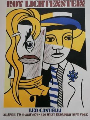 Roy LICHTENSTEIN, 1923 – 2015 New York