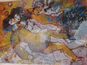 Theo TOBIASSE, 1927 Jaffa – 2012 St. Paul de Vence