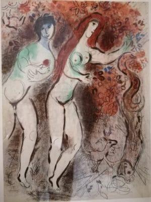 Marc CHAGALL, 1889 – 1985