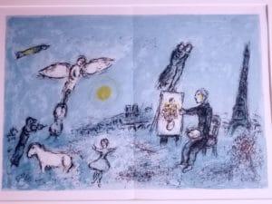 Marc CHAGALL, 1887 bis 1985