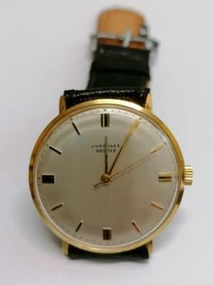 JUNGHANS MEISTER Armbanduhr RESERVIERT